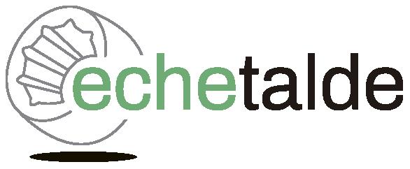Logo de Echetalde